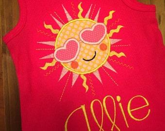 Sunshine summer shirt