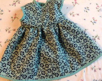 """18"""" Doll Clothes, 18"""" doll dress, 18 inch doll clothes, 18 inch doll dress"""