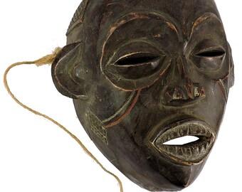 Chokwe Mask Mwana Pwo Congo Angola African Art 101545