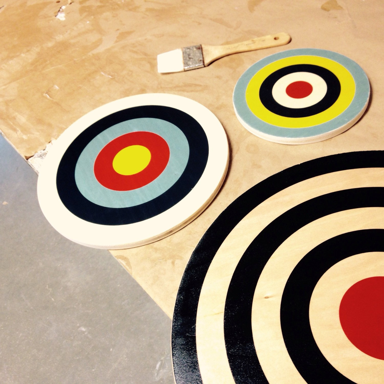 Target Wall Art Circle Wall Decor Target Decor Bull's