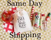 Oh Shit Kit bags - Bachelorette Party Favor - READY TO SHIP - Mature Content