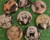 Debbie Harry Pin Set Vol. 2
