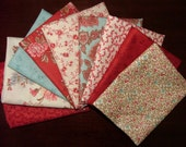 Lario Fat Quarter Bundle of 9 by 3 Sisters for Moda - 3 LEFT