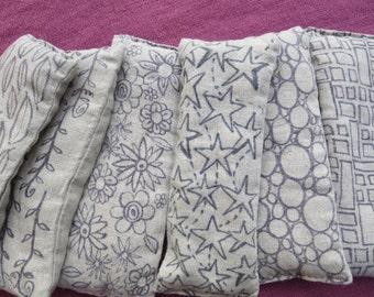 Linen Eye Pillows