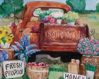Snohomish Farmers Market