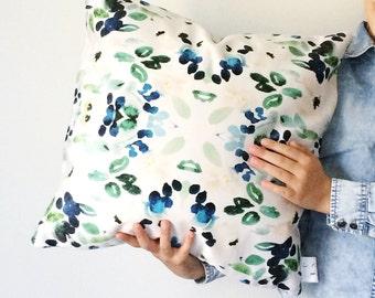 Little flowers - ART pillow
