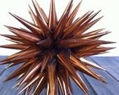 Christmas Ornament Polish Star - Copper