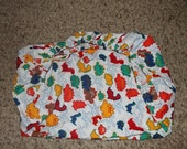 Dinosaur Pack and Play Fitted Sheet