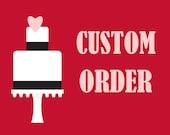 Fondant Alligator Cupcake Toppers Custom for LUCELI