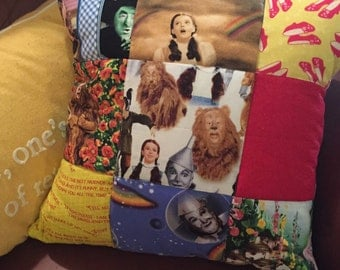 Wizard of Oz Pillow Cover