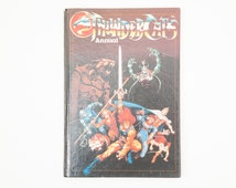 Thundercats Annual, Vintage Thundercats Book, published 1985