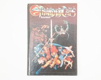 Thundercats Annual, Vintage Thundercats Book, published 1985