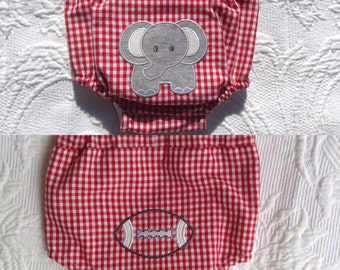 Toddler Swim Pant Covers, Diaper Covers, applique',  FREE Shipping, Gingham, diaper pants, little girls, little boys, toddlers, swim suit