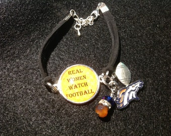 Real Women Bronco bracelet
