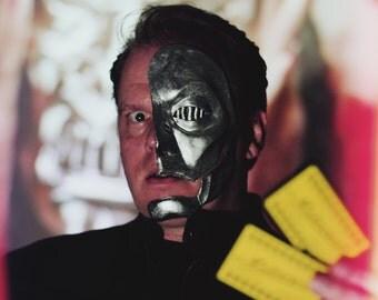 Dario Argento Demons Make-up Appliance Man in Black halloween
