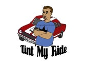 Anna's Custom Hand Drawn Illustration / Cartoon / Caricature  of Car Guy Logo for blog or business
