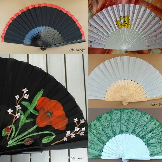 Supersize Pericon WANT a CUSTOM MADE Hand Fan