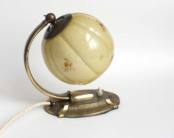 Art Deco Bedside Lamp