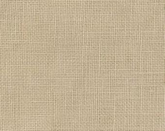 VINTAGE SAND DUNE 46 ct. hand-dyed counted cross stitch fabric linen Lakeside Linens Edinburgh Edinborough embroidery
