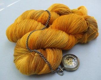SALE British BFL Lace. The Oakwood Slumbers On
