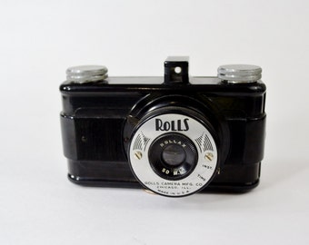 Rolls Rollax Vintage Camera