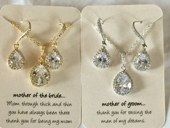 Mother Of The Groom Gift: Mother Of The Bride Or Mother Of The Groom Gift Sets