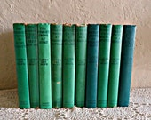 10 Bobbsey Twins books by Laura Lee Hope 1904-1917 Vintage