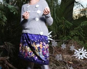 Enchanted Fairy  Skirt   ( 5, 6, 7, 8, 10, 12, 14, 16)