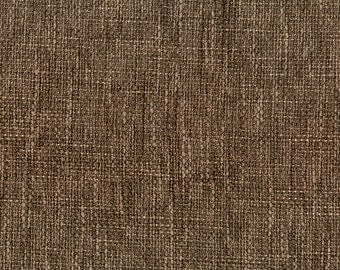 New Multi Dimensional Upholstery Fabric - Melds together texture with the look of linen - Extremely Durable - Color: Bisque - Per yard