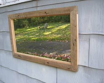 Large Rustic Mirror no.1626