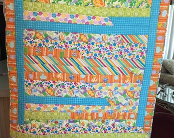 42x36 Lap Quilt 100% Cotton