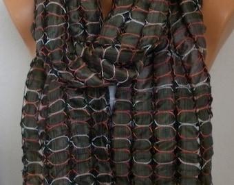 Silk Scarf ,Wedding Scarf,Formal Shawl,evening wrap, Cowl Scarf, Bridal Acessories Gift Ideas For Her Women Fashion Accessories