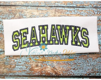 Seahawks Arched