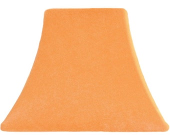 Pumpkin Spice - Custom Slip Covers for Lamp Shades - fits perfectly
