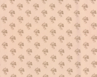 Country Orchard by Blackbird Designs - Floral Grape Leaf Pink - Moda 2758 11