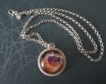 Universe of Tomorrow Necklace Netrunner