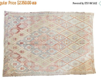 HAPPY SUMMER 10% OFF 6x9 Vintage Jijim Carpet