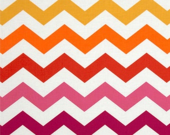 Chic Chevron Fabric YARD