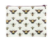 Bumble, Honey, & Squash Bee Canvas Bag