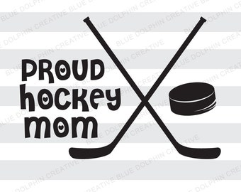 Awwww Puck Hockey Svg Digital File For Electronic Cutters