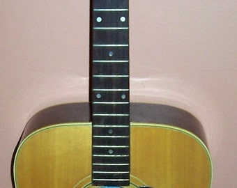 "Reserved for Amy - Vintage 1975 Epiphone ""The Texan"" FT 145 Acoustic Guitar Made in Japan"