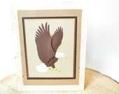 Bald Eagle Card Father's Day Birthday Thank You