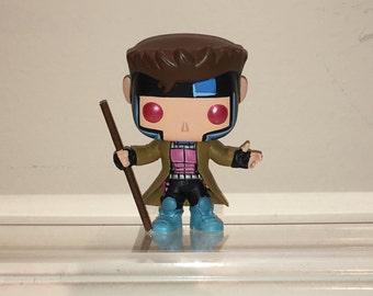 Gambit custom resin funko pop
