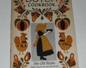 Pennsylvania Dutch Cookbook of Fine Old Recipes Vintage 1961 Culinary Arts Press Book