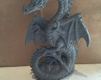 Ceramic bisque dragon to paint