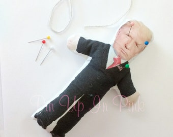 Trump Presidential VooDoo Doll