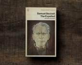 Samuel Beckett book The Expelled and Other Novellas vintage paperback book