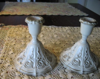 Syroco Candle Sticks