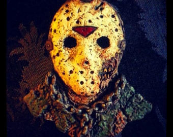 Jason Voorhees Magnet (The New Blood)