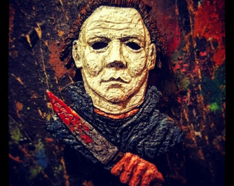 Michael Myers Magnet